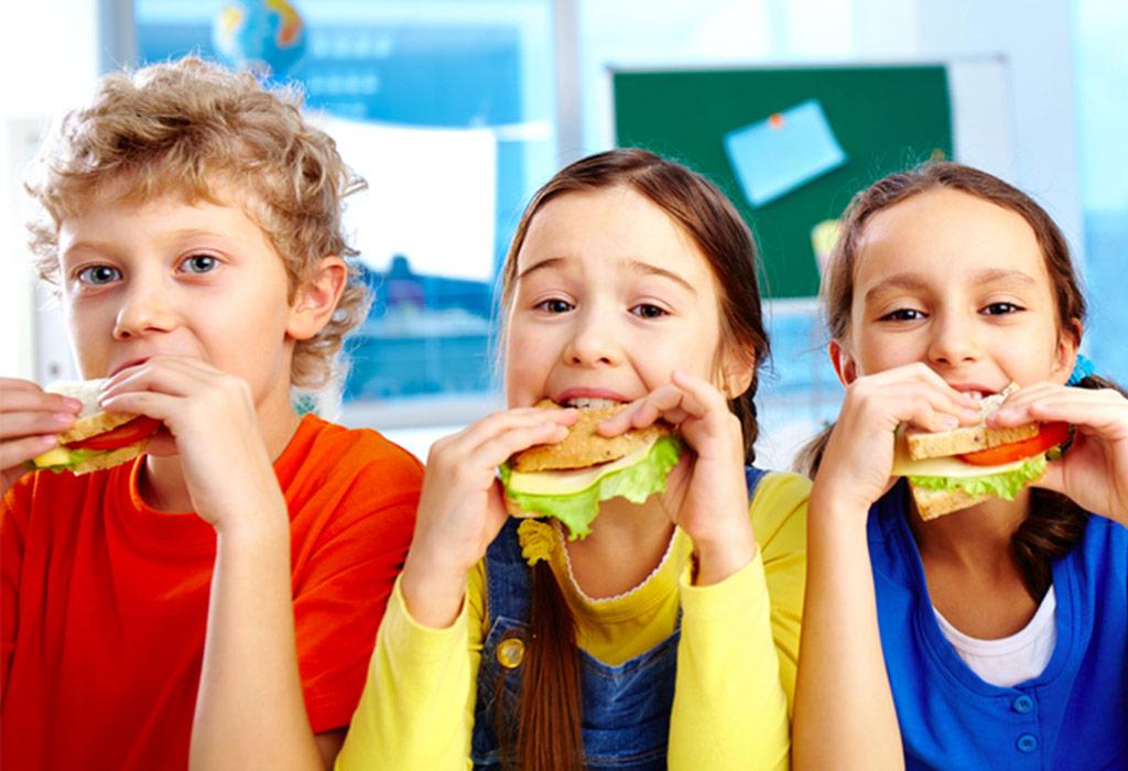 How to Establish Healthful Eating Habits in Children